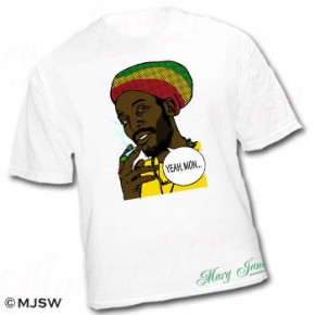 RastaMon-White-T-comp