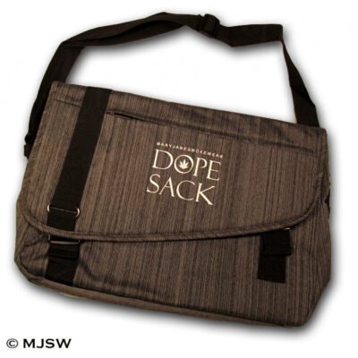 messenger bag dope sack 420 ganja marijuana reefer